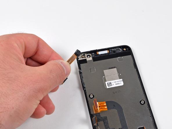 Как разобрать телефон HTC Evo 4G (19)