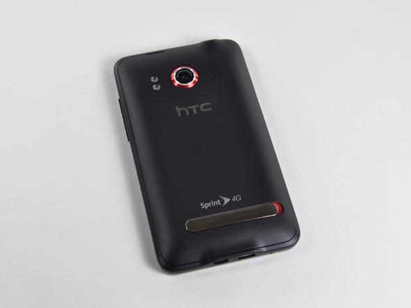 Как разобрать телефон HTC Evo 4G (3)