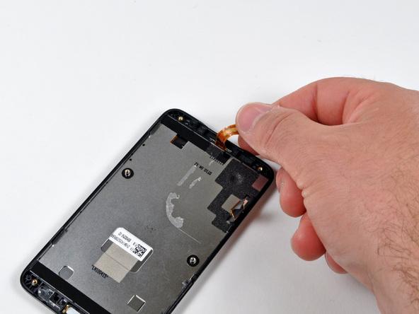 Как разобрать телефон HTC Evo 4G (23)