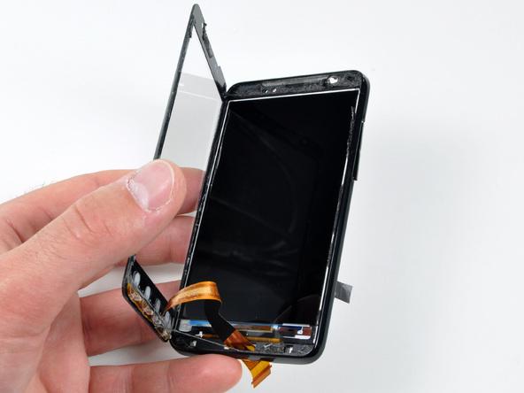 Как разобрать телефон HTC Evo 4G (24)
