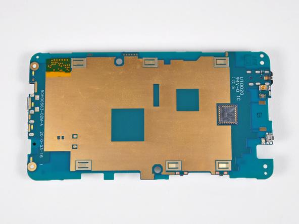 Как разобрать телефон HTC Evo 4G (26)