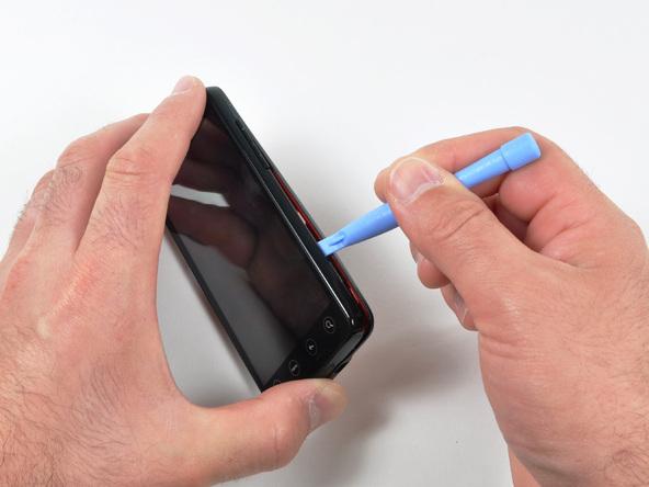 Как разобрать телефон HTC Evo 4G (9)